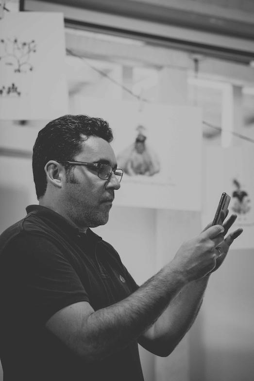 Álvaro San Miguel de firenze comunicación